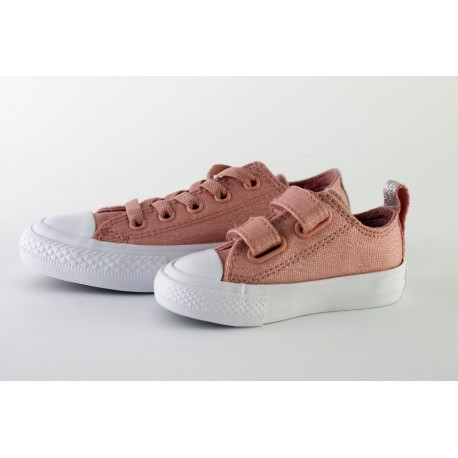 ZAPATILLAS CONVERSE DOBLE VELCROY CORDON INFANT